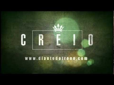 Trailer do CD Creio gravado em Manaus