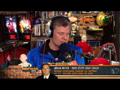 Urban Meyer on The Dan Patrick Show 1/3/13