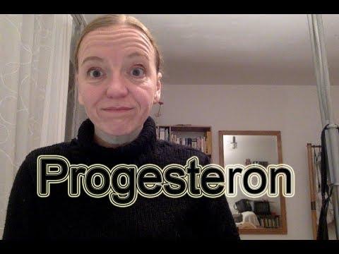 Meine Progesteronentwicklung nach Absetzen // KINDERWUNSCH mit 40
