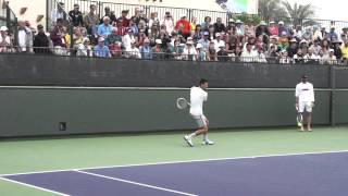 A Tennis Groundstroke Secret For Effortless Power