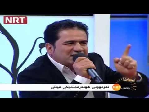 Sherwan Abdulla 2014 NRT شیروان عهبدوڵا