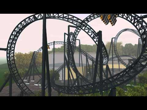 Alton Towers SW7 (OLD VIDEO)