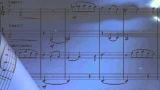 Night Waltz - Eugenio Conforti - per quartetto di clarinetti