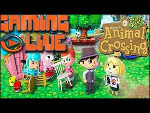 GAMING LIVE Plus - Animal Crossing : New Leaf - Multijoueur et StreetPass