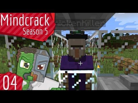 Auto Zombie Purifier Mindcrack Server Season 5 Episode 4 Docm77