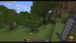 Herobrine Il Film - Parte1 - Prologo Machinima Italiano Minecraft 720p