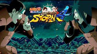 Naruto Shippuden Ultimate Ninja Storm 4 - (Audio Latino) Demo Hashirama Vs Madara Gameplay