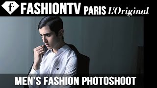 Men's Fashion Photo Shoot | Behind the Scenes | The ULTIMATE Issue of FashionTV Magazine