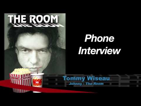 Tommy Wiseau Interview