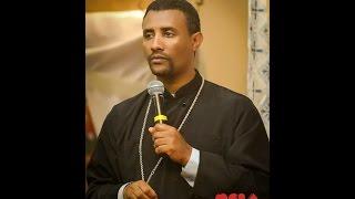 """Ye Hizbun Tiyake Man Yimelisew?"" Isaiah 8:19  - Sermon by Memher Hizkias (Ethiopian Orthodox Tewahe"