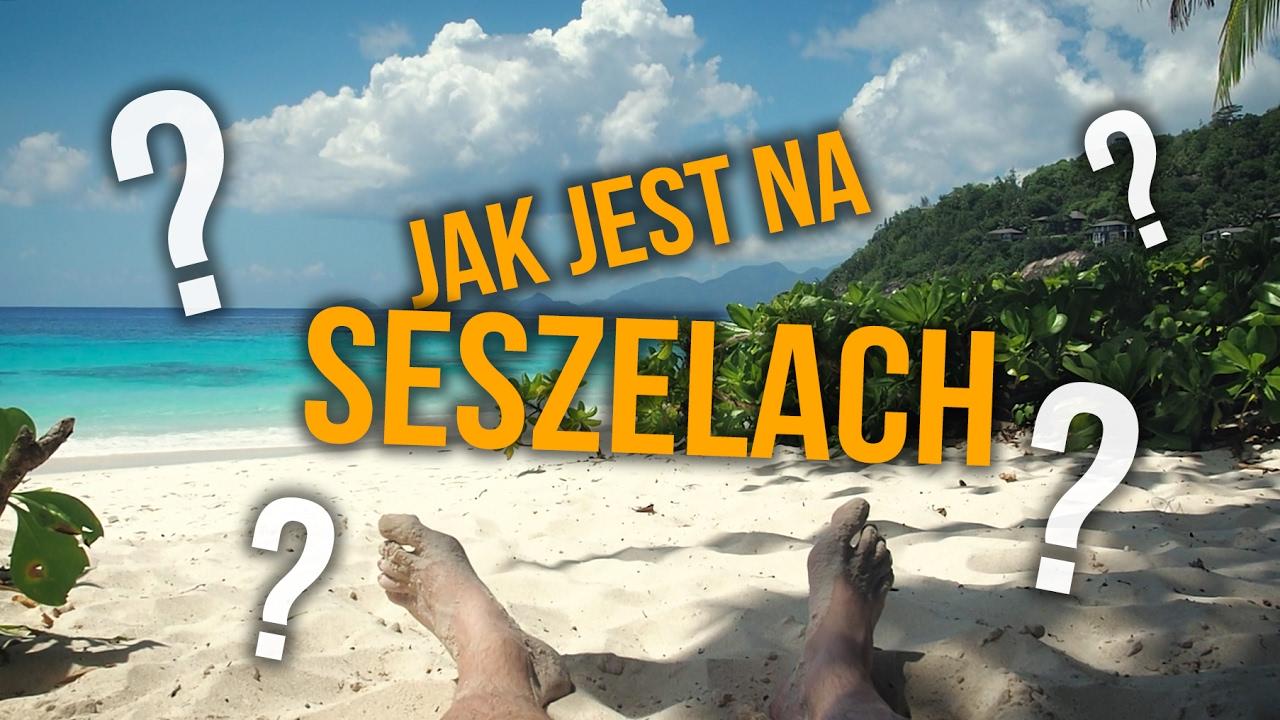 Przesiadka marzeń na SESZELACH! - INDIE VLOG #0 - Kołem Się Toczy