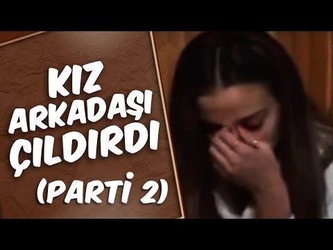 Mustafa Karadeniz -KIZ ARKADAŞI ÇILDIRDI.PARTİ.2