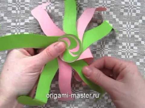 Барашек шон схема модульного оригами