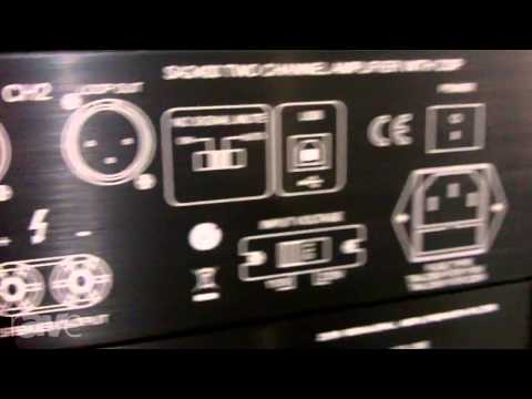 CEDIA 2013: Stealth Acoustics Details its 2400 and 255R Amplifiers