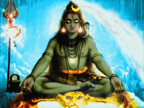 Lord Shiva In Deep Meditation ( Awesome ) video