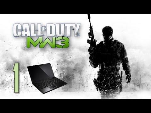 Call of duty Modern Warfare 3 - Все ноутбуки (Часть 1)