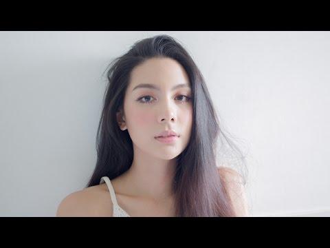 Japanese girl makeup (Eng sub) แต่งหน้าสาวญี่ปุ่น ละมุน ละไม | fahsarika - YouTube