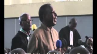 Procès du 4 mars 2012  Audition du colonel Marcel Ntsourou 3è partie