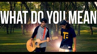 Download Lagu Justin Bieber - What Do You Mean? (Tyler & Ryan Cover) Gratis STAFABAND