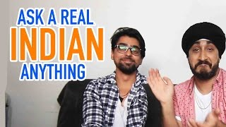 Jus Reign | Ask an Indian ANYTHING