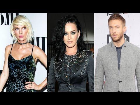 Katy Perry Has the Best Response to Calvin Harris Calling Out Taylor Swift