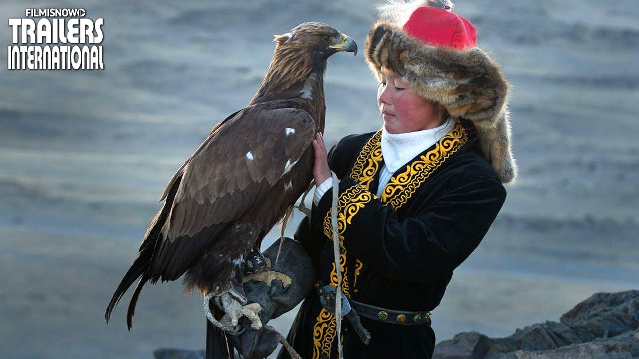 THE EAGLE HUNTRESS - narrated by Daisy Ridley | Official Trailer [HD]
