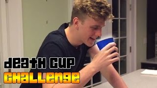 Death Cup Challenge... w/Mitch & Jerome
