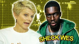 Mom Reacts to Sheck Wes - Mo Bamba