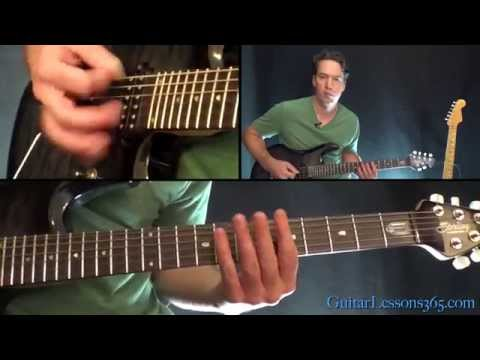 The Beautiful People Guitar Lesson - Marilyn Manson