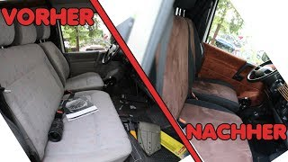 VW Bus Innenraum MAKEOVER | MEGA TRANSFORMATION | F.10 Umbau 2.0