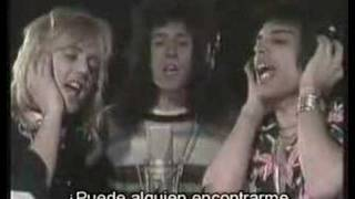 QUEEN - SOMEBODY TO LOVE (TRADUCIDO AL ESPAÑOL)(1976)