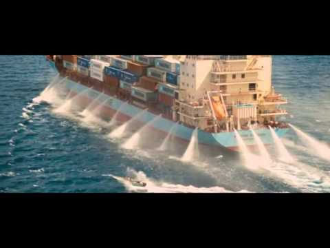 Captain Phillips - Somali Pirates Official Trailer Tom Hanks