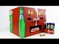 How to Make Coca Cola and Sprite Vending Machine
