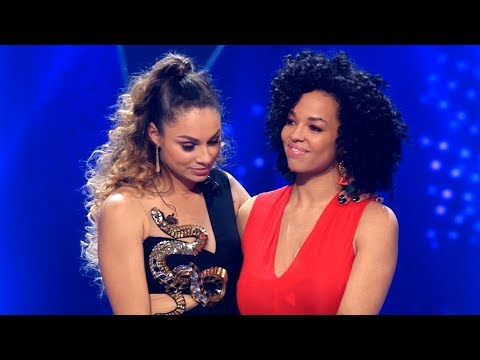 The Voice - Kimberly valt af en Anouk is heel boos - Earth Song HD | Kimberly