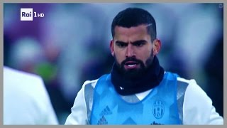 Tomas Rincon vs Atalanta (Home) Coppa Italia | 11/01/2017 | HD