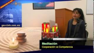 Reflexiones cooperacion vs competencia y una Meditación