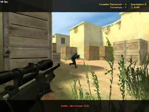 Kemper 4 Kills Tuscan Awp video