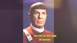 Watch Spock Edge Of Forever video