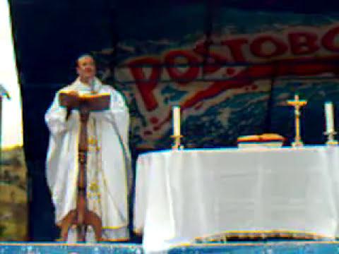 PADRE ALVARO PUERTA MISA IMPO DE MANOS PARTE1 JUEV29-09-2011