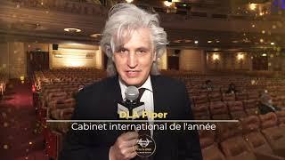 Palmarès du Droit 2021   DLA Piper   Cabinet international de l'année