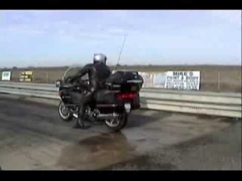 BMW K1200LT Video