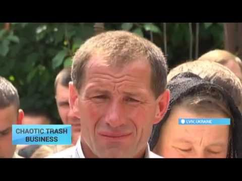 Ukraine Trash Business: Escalating number of landfills endangers both environment, economy