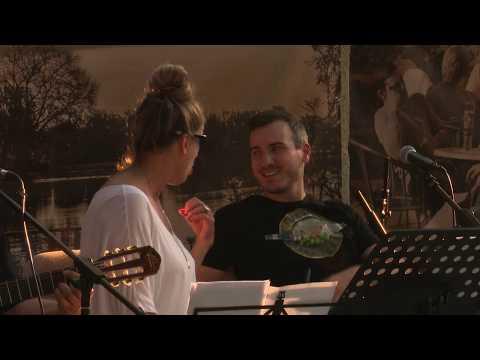 Duna parti Zenés Esték Take Cover együttes 2019