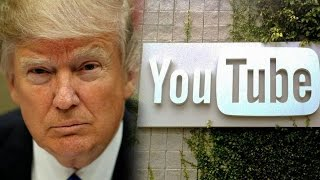 YouTube CEO Follows a RACIST? Trump ANGRY At YouTube Video