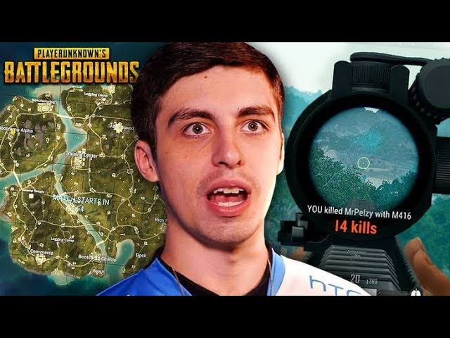 THE NEW PUBG MAP