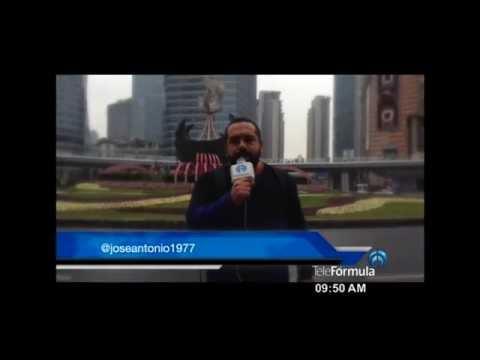 @joseantonio1977 #Shanghai y @janupi en #FormulaNoticiasconJaimeNuñez