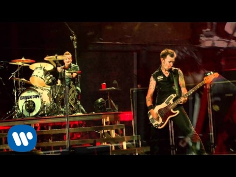 Green Day - Welcome To Paradise Live