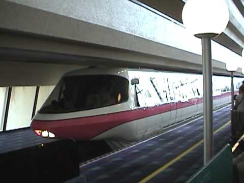 monorail walt disney world map. Walt Disney World Monorail