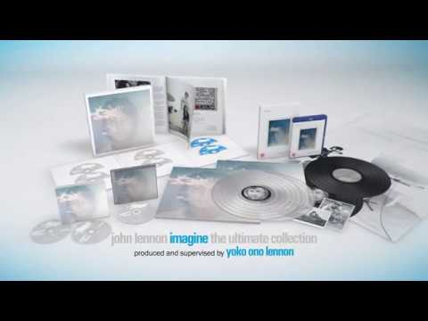 John Lennon - 新譜「Imagine - The Ultimate Collection」2018年10月5日発売予定 各種パッケージ紹介映像を公開 thm Music info Clip