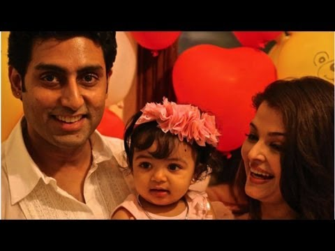 Aaradhya's First Year Has Flown By: Aishwarya Rai Bachchan